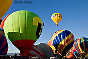 August 2007, Rocky Mountain Balloon Festival